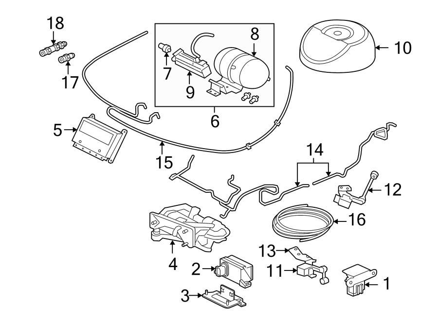 C2c2241 jaguar solenoid suspension solenoid control for Palm beach electric motors