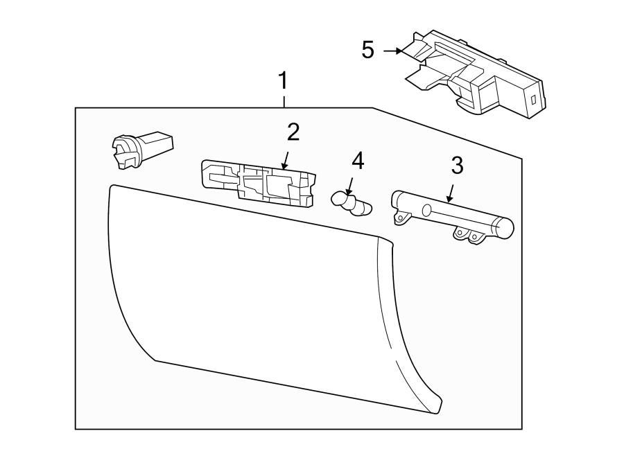 jaguar xf glove box light switch sensor front c2d18184. Black Bedroom Furniture Sets. Home Design Ideas