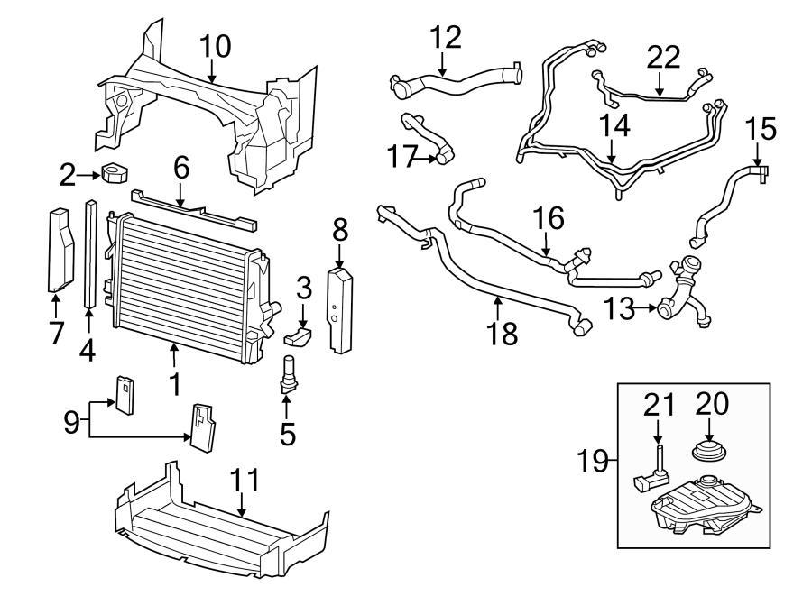 jaguar xf lower hose  radiator coolant hose  lower  engine