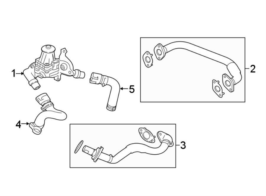 jaguar xf egr valve  valve - egr