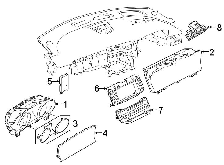 Jaguar Xe Body Control Module  Module - Control  Vin  Make