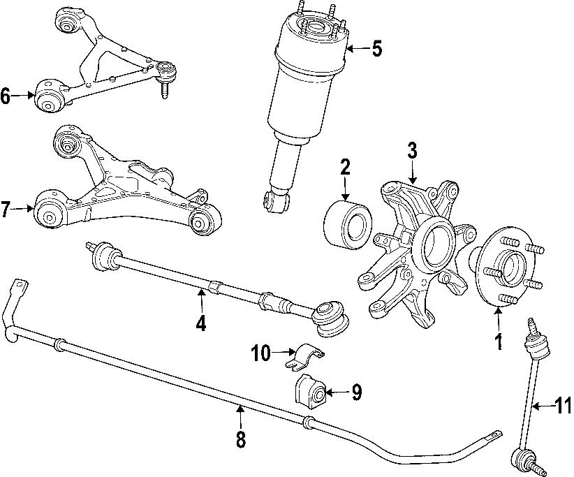 Jaguar Xj8 Arm