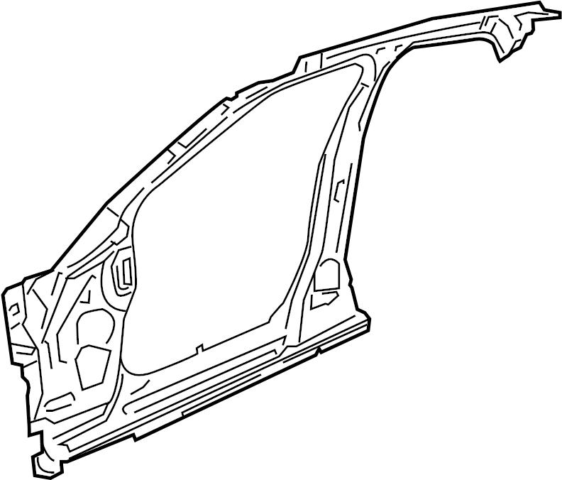 jaguar xjr body part diagram
