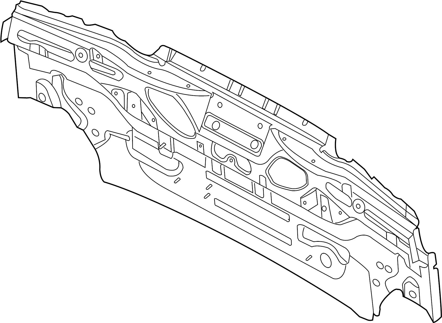 jaguar xjr body parts diagram