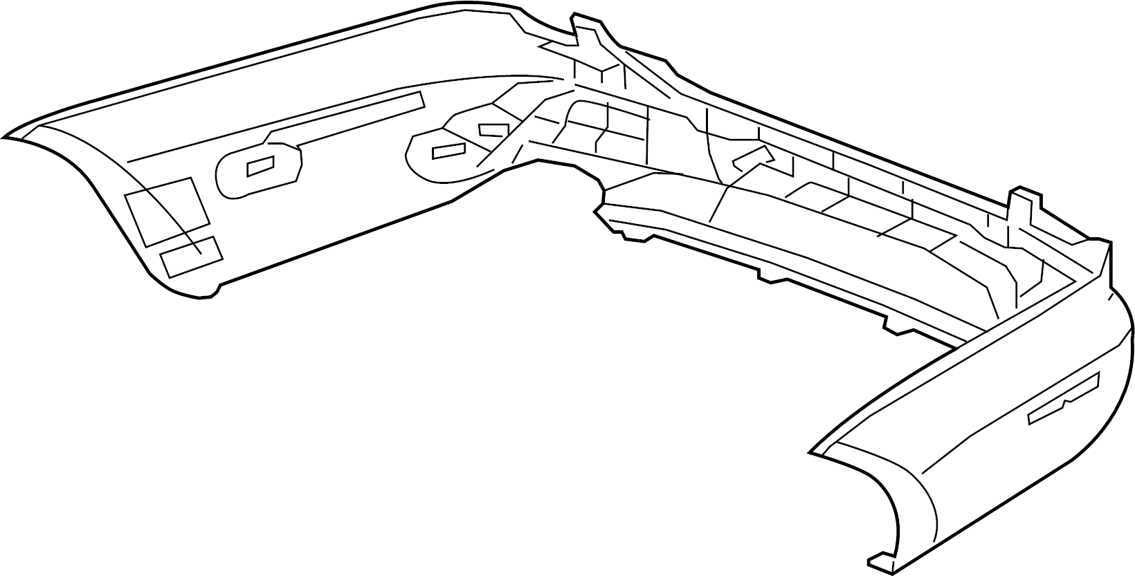 jaguar xjr body part diagram