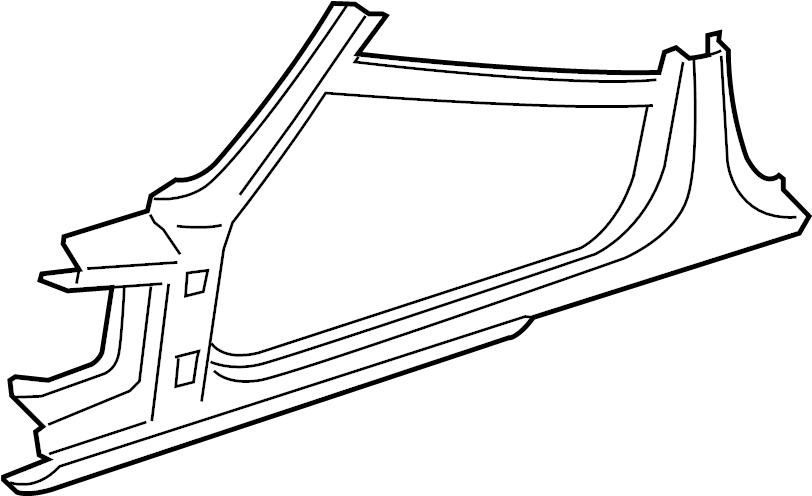 jaguar xk8 panel  convertible  coupe  body  side  uniside