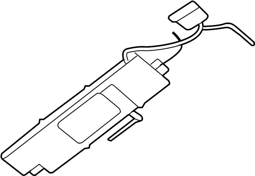 Jaguar s type amplifier antenna amplifier 2003 08 w o for Palm beach electric motors