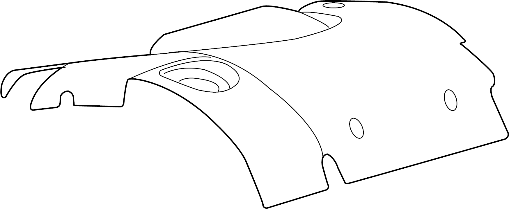 jaguar s-type cover - engine  engine cover  3 0 liter  rover  rear  land  front