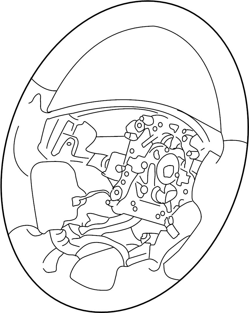 jaguar x-type steering wheel  wheel