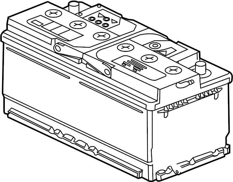 Jaguar xk battery vehicle battery electrical telematics for Palm beach electric motors