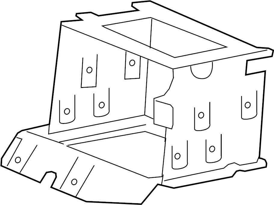 Jaguar xkr gps navigation control module bracket module for Palm beach electric motors
