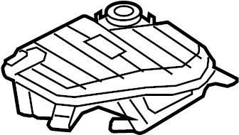 Radiator Components Diagram