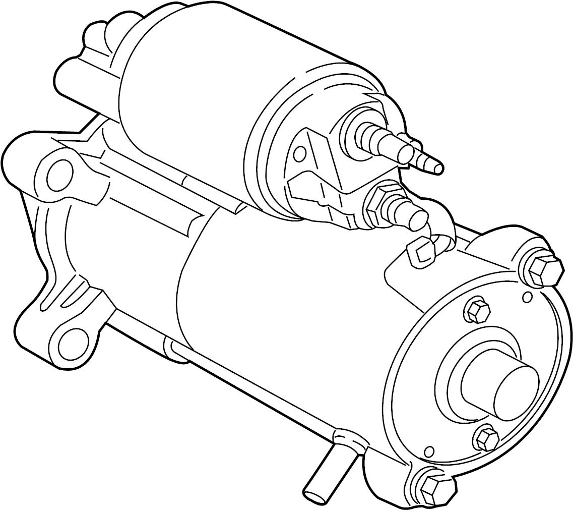 Jaguar xf starter starter motor feature for Palm beach electric motors