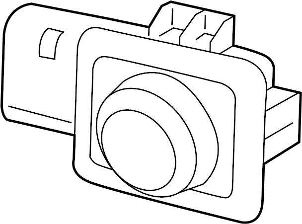 Jaguar f type camera park assist camera rear camera for Palm beach electric motors