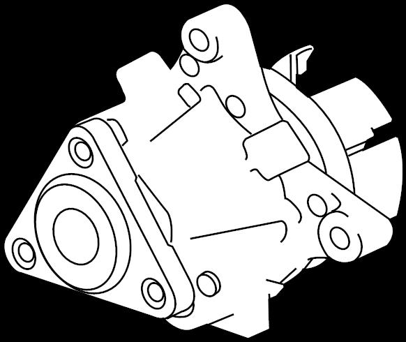 Jaguar F-Pace Water. Pump. Engine. Includes: Water Pump