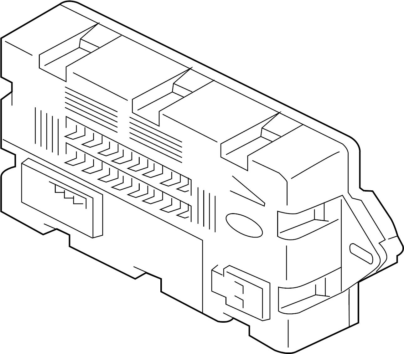 jaguar f-type fuse box  fusebox  junction block